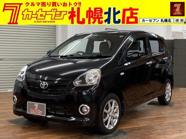 トヨタ ピクシスエポック Xf キーレスCDオーディオアイドリングストップアルミホイール4WD