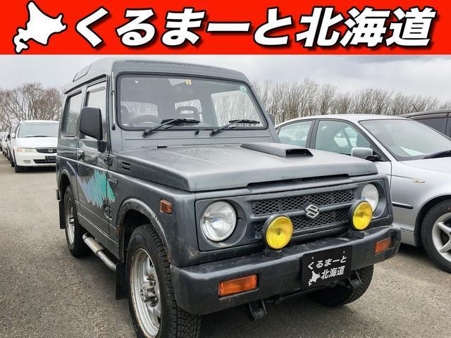 スズキ HA 4WD 1年保証 下廻防錆 MT 夏冬タイヤ タイベル