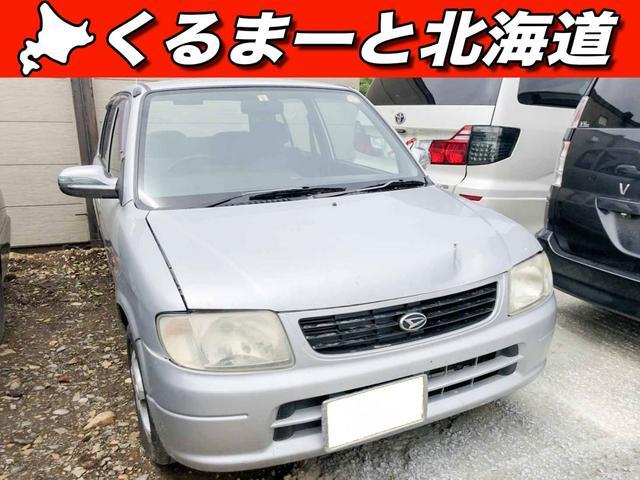 ダイハツ CD 4WD 禁煙車 寒冷地仕様 1年保証