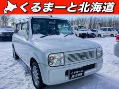 アルトラパンX 4WD 寒冷地仕様 1年保証 シートヒーター