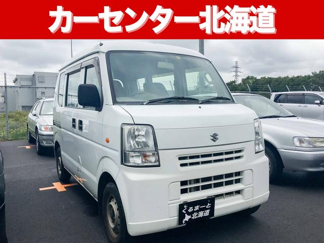 PAハイルーフ 4WD 禁煙車 寒冷地仕様 1年保証(1枚目)