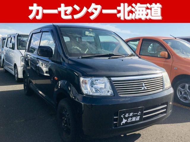 三菱 eKワゴン M 4WD 禁煙車 寒冷地仕様 1年保証 (なし)
