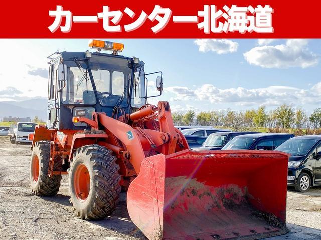 日本その他 日立建機 ホイールローダー LX80