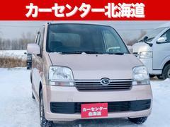 ムーヴXリミテッド 4WD 1年保証 夏冬タイヤ 禁煙車 寒冷地