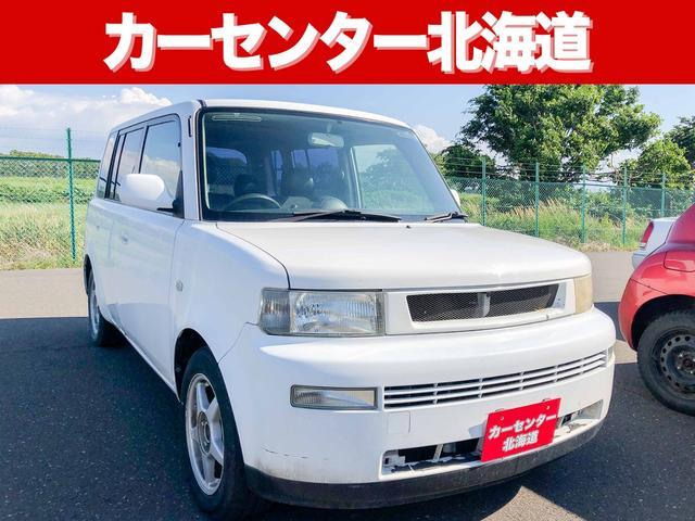 トヨタ bB Z 4WD 1年保証 サンルーフ 寒冷地仕様