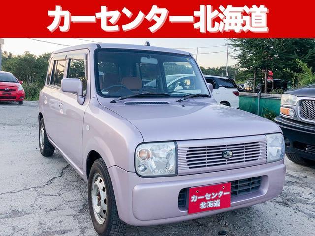 スズキ X 1年保証 4WD 寒冷地仕様