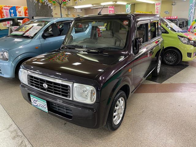 スズキ G エディション 社外アルミ・キーレス・シートヒーター・電動格納ミラー