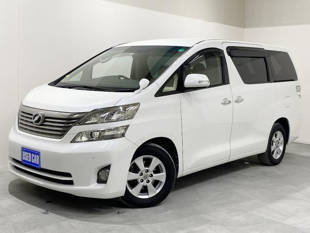 トヨタ 2.4V 4WD 両側電動スラドア フルセグ クルコン バックカメラ パワーシート オットマン 3列シート MTモード