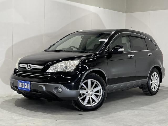 ホンダ CR-V ZX 4WD カロッツェリアナビ フルセグTV BTオーディオ イモビライザー HID DVD CD ETC キーレス ABS