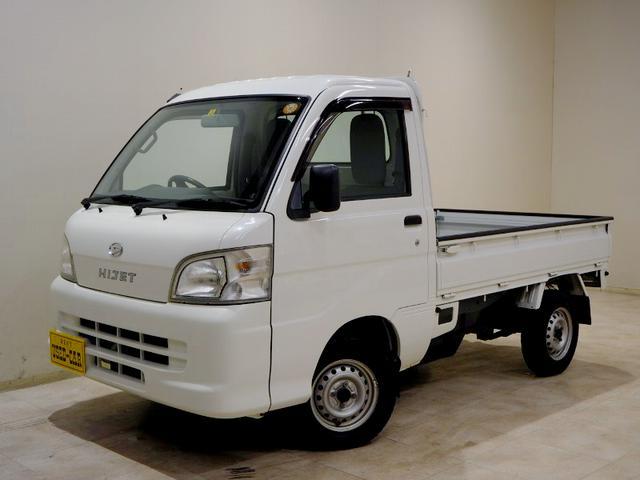 ダイハツ エアコン・パワステ スペシャル MT 4WD