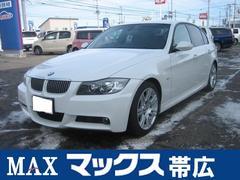 BMW323i Mスポーツパッケージ 純正ナビ
