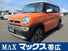 ハスラーX 4WD  純正ナビ・TV.バックカメラ