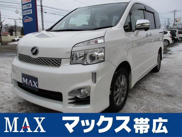 トヨタ ZS 煌II 4WD 純正ナビ・TV Bカメラ 両側パワスラ