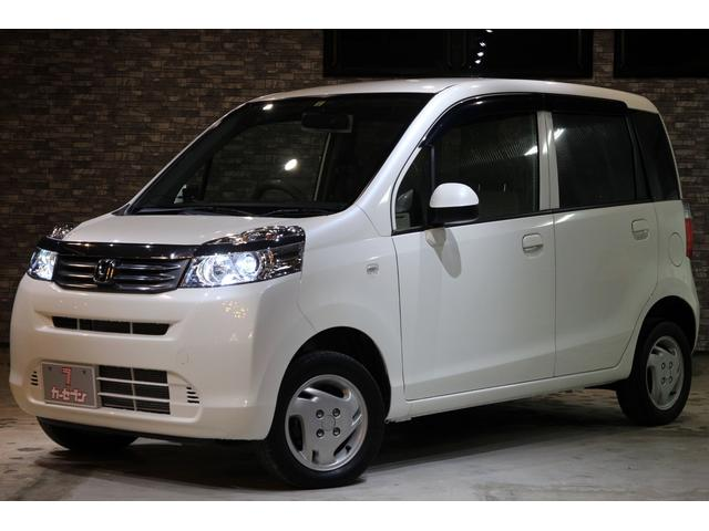 ホンダ C特別仕様車 コンフォートスペシャル 4WD 社外SDナビ