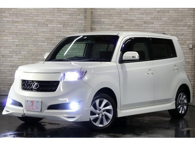 トヨタ Z エアロ-Gパッケージ 4WDx新4灯HIDxエンスタ