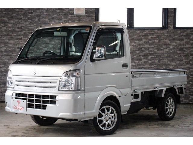 KCエアコン・パワステ 4WDxユーザー買取車xワンオーナー(1枚目)