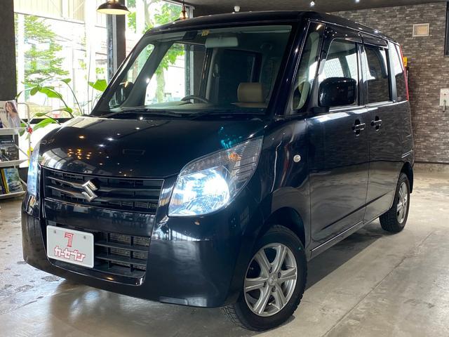 スズキ X4WD本州仕入xワンオーナーx電動スライドxシートヒーター