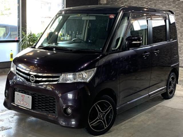 日産 ハイウェイスター4WDx本州仕入x電動スライドx純HDDナビ
