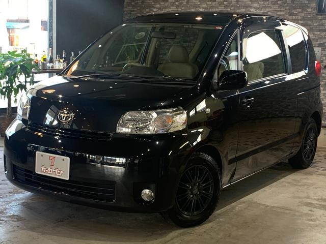 トヨタ 150i Cパッケージ4WD電動スライドドアx純正HDDナビ