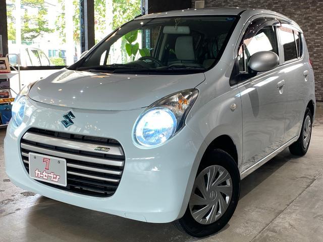 スズキ ECO-S 4WD 新品8000ケルビンHID 新品スモール&ナンバー灯LED アイドリングストップ シートヒーター キーレス ETC タイミングチェーン ドアバイザー