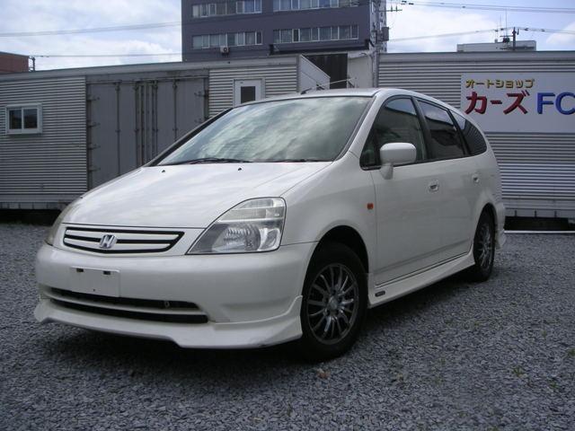 ホンダ iL 4WD キーレス アルミホイール CD 3列シート