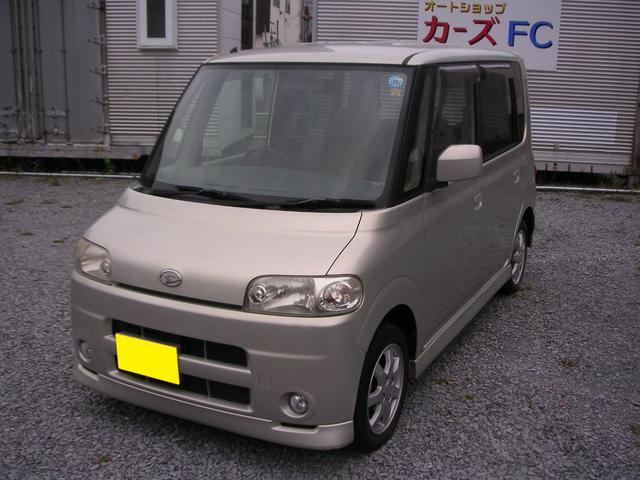 「ダイハツ」「タント」「コンパクトカー」「北海道」の中古車