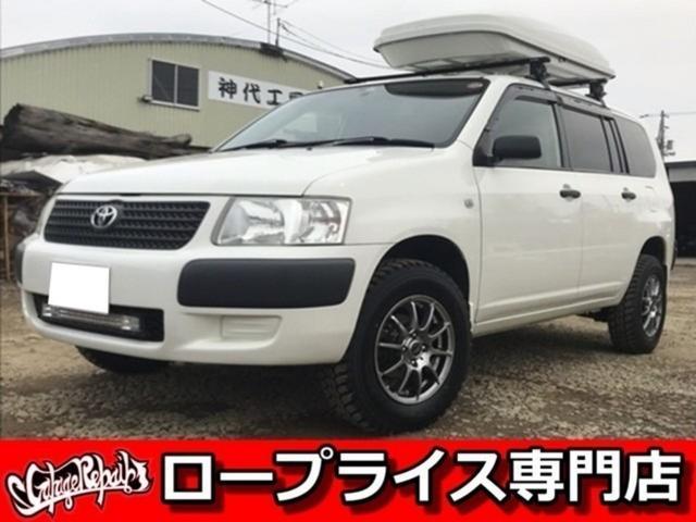 トヨタ 即日引渡 U 4WD 2インチアップ ライトバー ETC