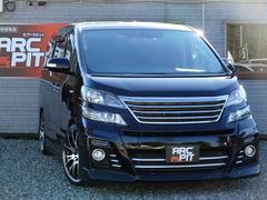 ヴェルファイアハイブリッドZR Gエディション・4WD・HDDナビ・フルセグ