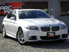 BMW528i Mスポーツパッケージ 左ハンドル