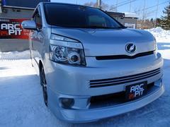 ヴォクシーZS 車高調 18AW フリップダウンモニター