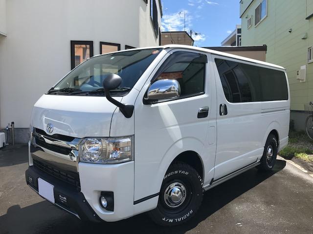 トヨタ スーパーGL MRT ダークプライム 4WD ナビ TV