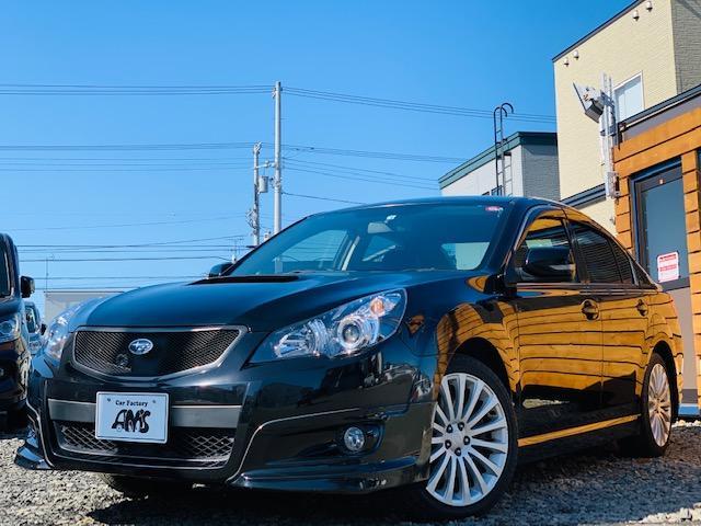 スバル レガシィB4 2.5GT Sパッケージ 4WD/本州仕入/タイベル交換済/純正ナビ/フルセグ/Bカメラ/ハーフレザー/HID/純正エアロ/スマートキー/電動パーキングシステム/横滑り防止/Siドライブ/