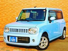アルトラパンT Lパッケージ4WD ターボ スマートキー HID CVT