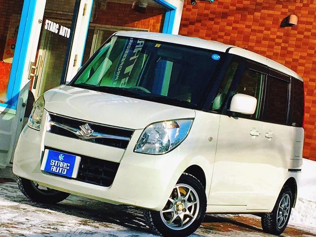 スズキ X 4WD ターボ ナビ フルセグTV 電動スライドドア