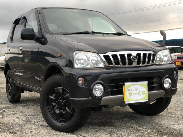 ダイハツ CLリミテッド 4WD 防錆加工 オーディオ 背面タイヤ