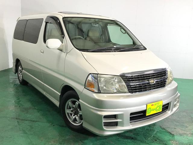 トヨタ Gクルージングセレ エアロスポーツV 4WD サンルーフ