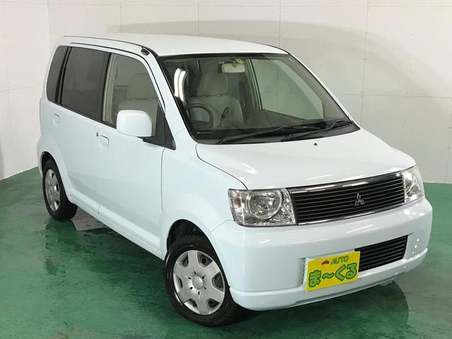 三菱 M 4WD シートヒーター ABS キーレス 純正オーディオ