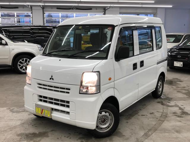 三菱 M パートタイム4WD ドラレコ キーレス 保証書