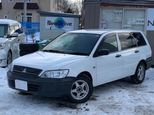 三菱 E 4WD CDコンポ パワーウィンドウ パワステ