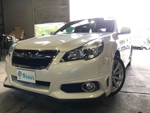 スバル 2.5iアイサイト Sパッケージ・車検整備付・本州仕入車両