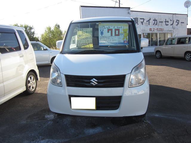 スズキ X 4WD スマ-トキ- バツクカメラ 令和3年3月まで