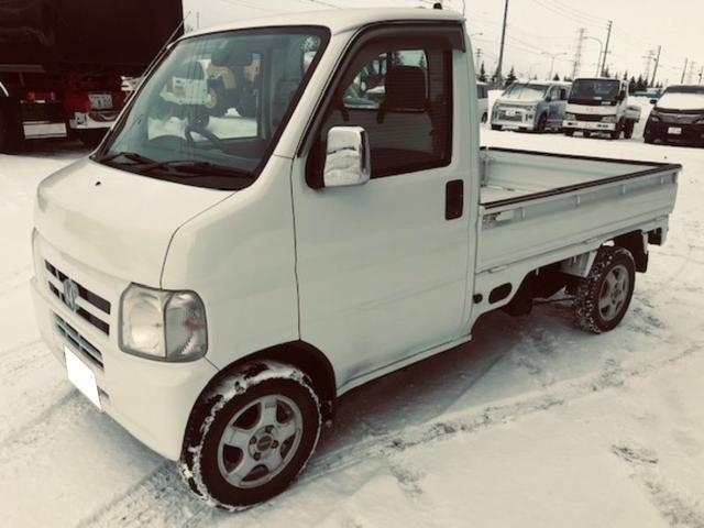 ホンダ  4WD 5速マニュアル エアバッグ 社外アルミ