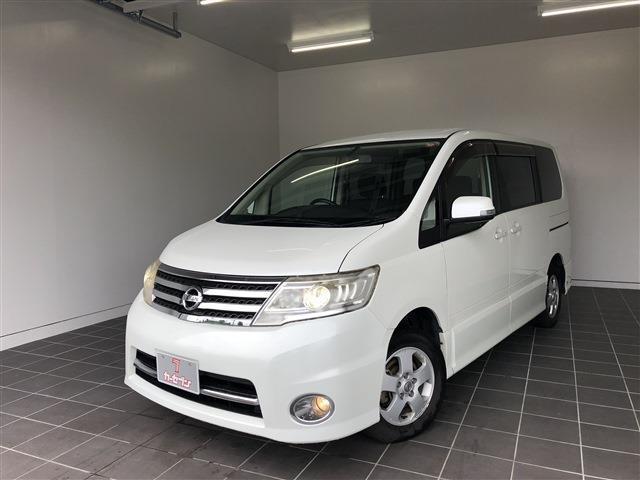 日産 ハイウェイスター Vセレクション 4WD エンスタ付