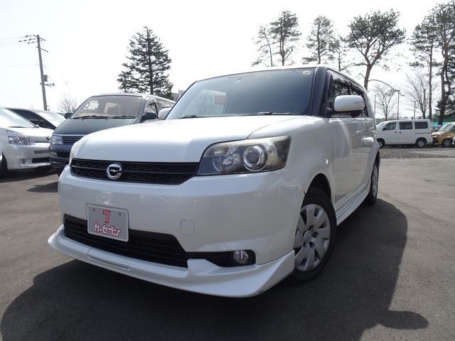 トヨタ 1.8S 4WD 社外ナビ HID