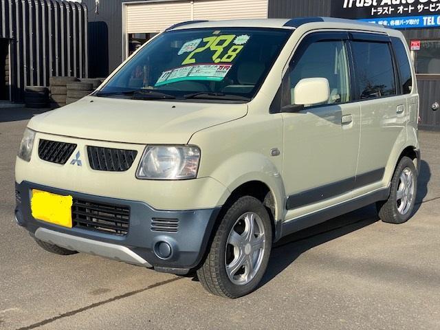 三菱 V AT 4WD エアコン シートヒーター CD