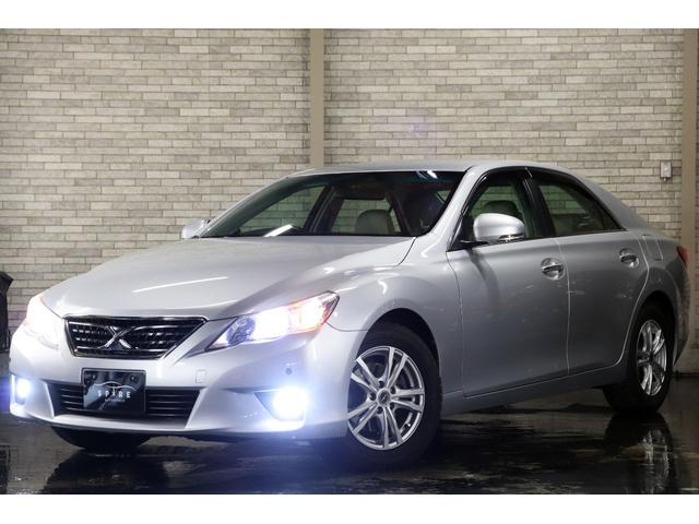 トヨタ 250GFour4WDx本州仕入x新品4灯HIDx車検整備付