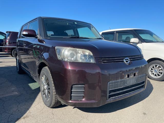 トヨタ カローラルミオン 1.8S チョコレート 4WD