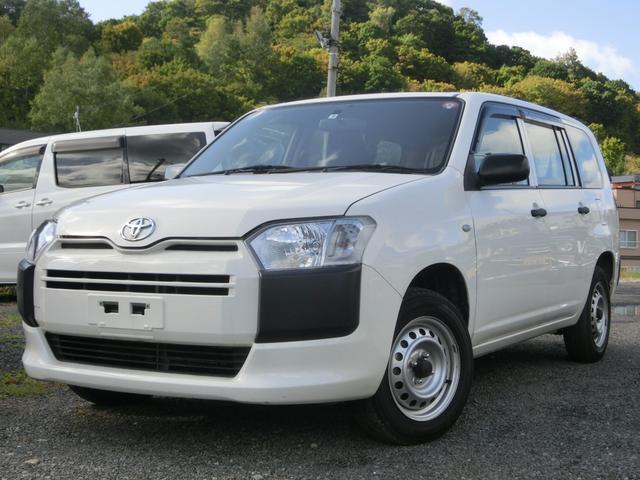トヨタ DXコンフォート 4WD CVT 1500CC 車検付き