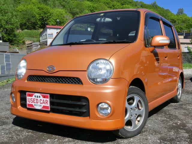 ムーヴラテ(ダイハツ) Xリミテッド ニコちゃんシート 4WD AT 錆少 8.6マンキロ 中古車画像