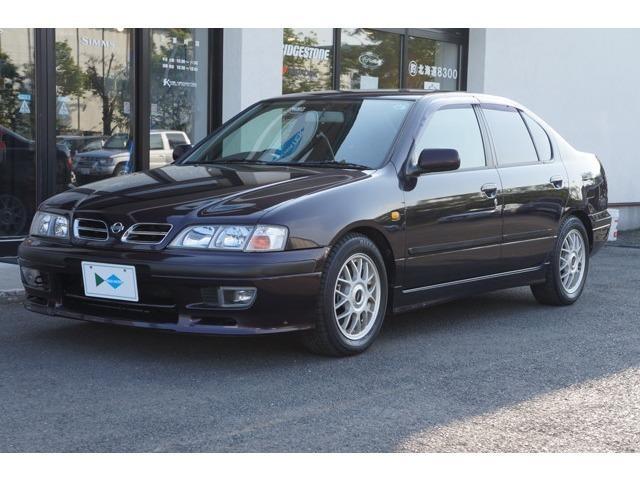 日産 2.0T4 4WD ABS ローダウン CD